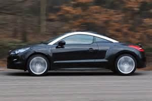 peugeot rcz coupe pictures carbuyer
