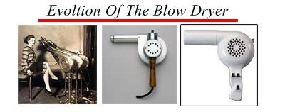 Hair Dryer History styling evolution of hair dryers the salon