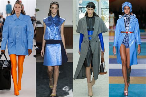 What Trends Are You by Fashion Trends Ss17 The Fashion Crowd