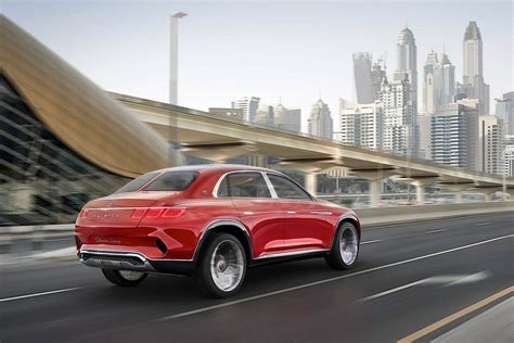 luxury mercedes maybach vision mercedes maybach ultimate luxury is a high riding