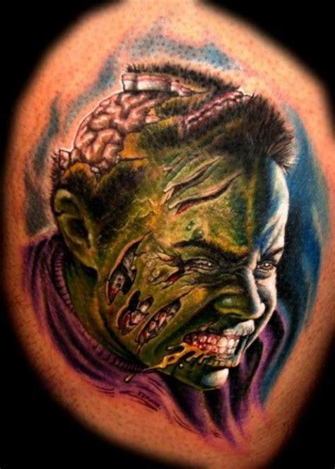freaky tattoos tattoos for mole empire