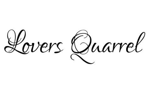 tattoo fonts lovers quarrel 26 unique font ideas for your next