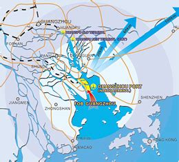 guangzhou port image gallery jiaoxin port guangzhou