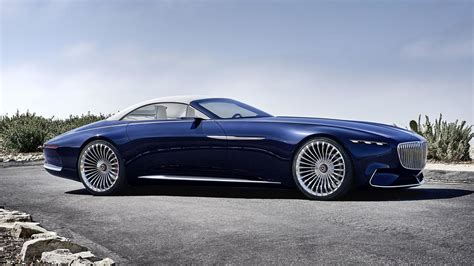 is a maybach a mercedes vision mercedes maybach 6 cabriolet is a gorgeous top ev