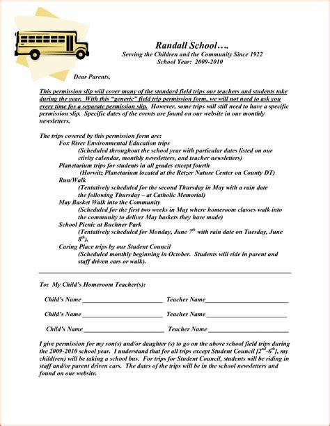 field trip permission slip template free 93 form beauteous