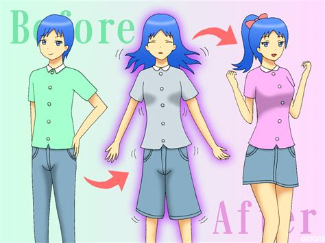 turn into a girl deviantart turn into a girl mascot by gomyugomyu on deviantart