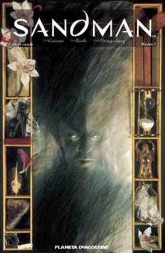 libro sandman nm 01 preludios planeta de agostini sandman serie 1 the sandman