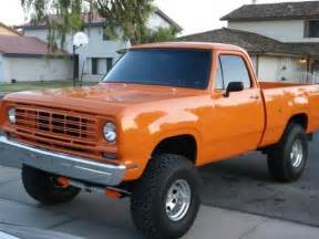76 dodge power wagon w 100 custom 4x4 stuff