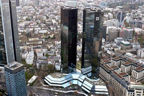 detsche bank de deutsche bank investigado por lavagem de dinheiro zap