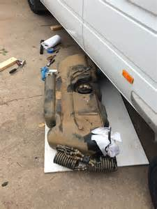 how to remove fuel tank from a 2008 scion tc dropping the fuel tank on a t1n sprinter sprinter cer