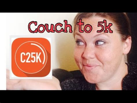 review couch to 5k couch to 5k a review of the c25k app youtube