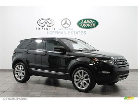 2013 santorini black metallic land rover range rover evoque 75786909 gtcarlot car