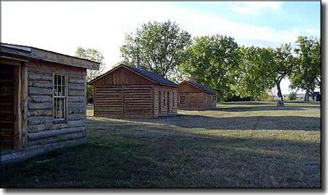 Nebraska State Parks Cabins by Fort Robinson State Park Nebraska State Parks