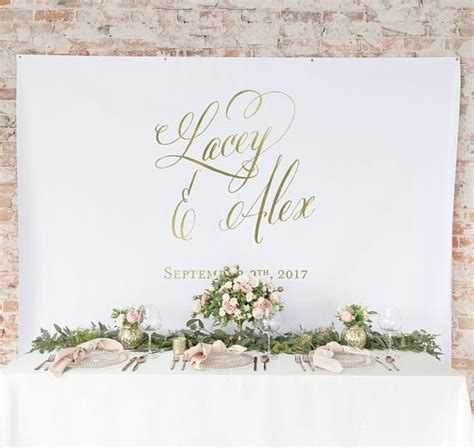 Wedding Backdrop Pictures by Gold Wedding Backdrop Curtain Wedding Photo Backdrop