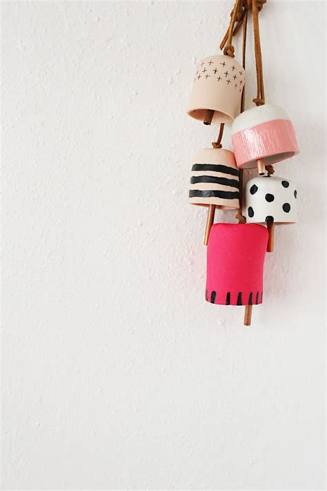 Diy Bathroom Ideas For Small Spaces decorative clay bell diy a beautiful mess