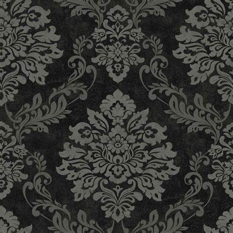 wallpaper background motif arthouse palazzo damask pattern textured vinyl glitter