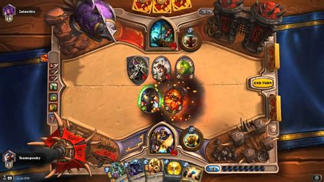 shaman ranked deck hearthstone w spooky 2 paladin legendary deck ranked