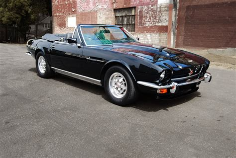 aston martin vantage volante for sale 1979 aston martin v8 vantage volante for sale kastner s