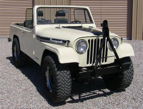 jeep commando custom 1968 jeep commando custom legendary trucks inc