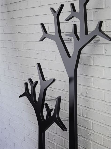 swedese wall mounted tree coat stand small the century