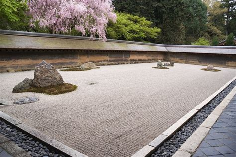 zen garten japanese zen gardens