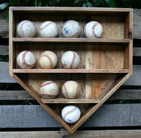 baseball wall baseball and baseball shelf on