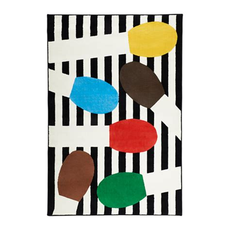 Ikea Tastrup Karpet Bulu Tipis Aneka Warna 133x195 Cm 1 214 nskedr 214 m teppich kurzflor ikea