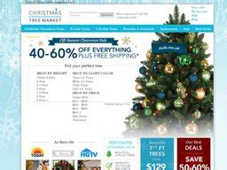 christmas tree market coupons 0 hot deals february 2018