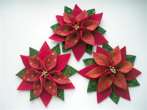 you have to see christmas poinsettia another version by
