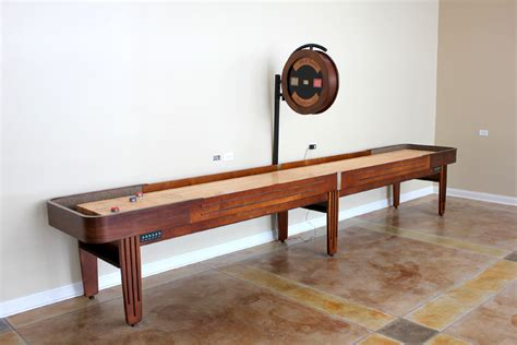 Mcclure Tables by Shuffleboard Table Reviews Mcclure Tables
