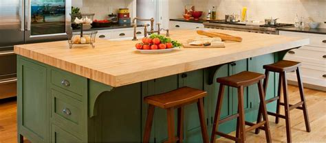 custom made kitchen islands 30 attractive kitchen island designs for remodeling your kitchen