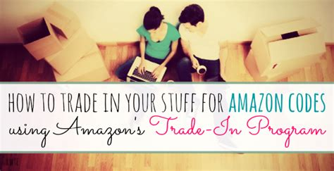 Trade My Gift Card For Amazon - how to trade your stuff in for amazon gift cards