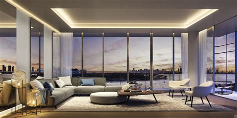 the living room miami gallery of ricardo bofill makes us condominium debut with 3900 alton in miami beach 7