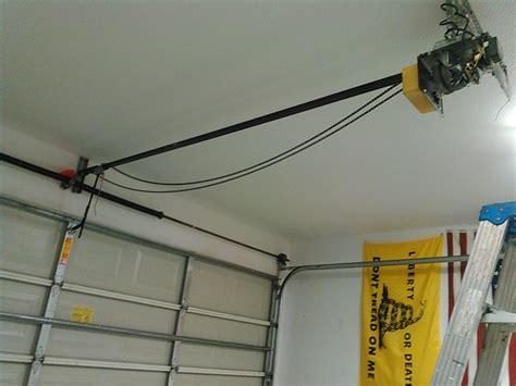 liftmaster garage door opener chain adjustment dandk