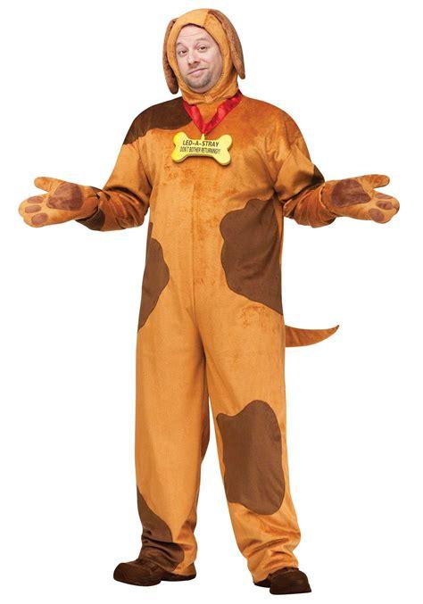 led  stray dog costume