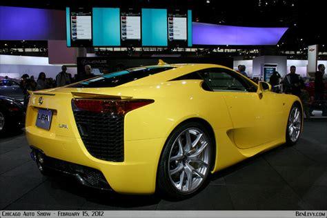 yellow lexus lfa yellow lexus lfa rear quarter benlevy com