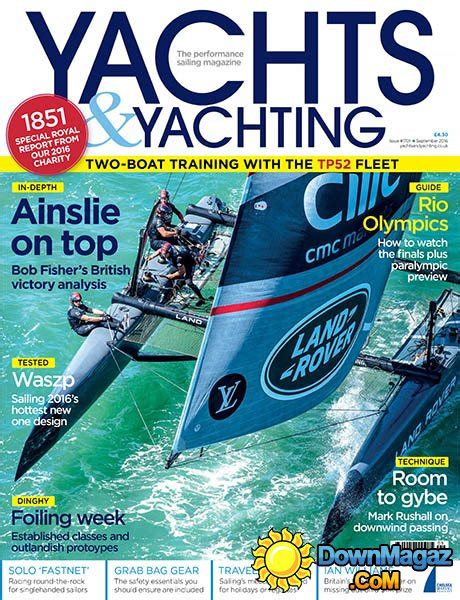 Kaos Fitness World Graphic 7 yachts yachting september 2016 187 pdf
