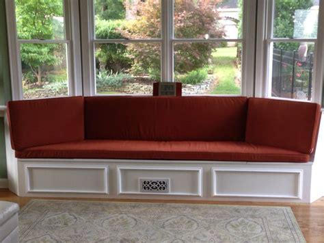 custom window seat cushions indoor best 25 bench seat cushions ideas on seat