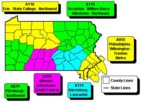 zip code map western pa pennsylvania zip code map pdf