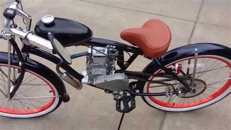 80cc Motorized Bicycle Top Speed by Motorized Bicycles How To Do Gearing Doovi