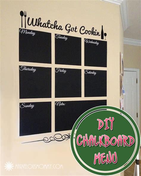 chalkboard cleaner diy diy chalkboard menu wall tutorial marvelous