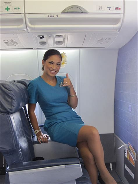 airline stewardess flashing hawaiian airlines stewardess explore jimc15 s photos on