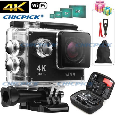 Sport 4k Wifi Ultra Hd Waterproof Kogan ultra 4k hd 1080p waterproof wifi sj4000 dv sports camcorder ebay