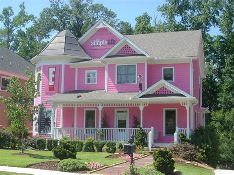 Pink House pink house curt flickr