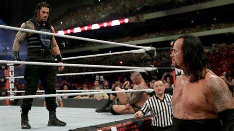 wwe raw smackdown  spoilers royal rumble  sets