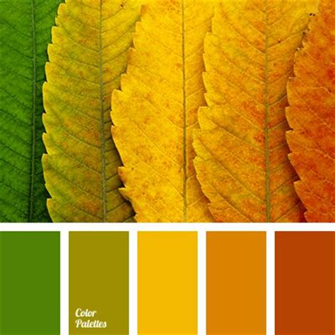 yellow color combination 25 best ideas about autumn color palette on pinterest
