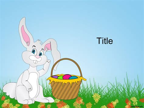free easter templates free easter powerpoint templates everything