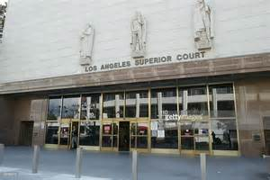 Superior Court Of California County Of Los Angeles Search Exteriors Of The Los Angeles Superior Court Getty Images