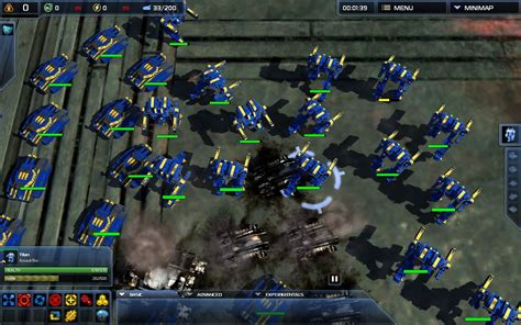 supreme commander 3 supreme commander 3 gameplay www pixshark images