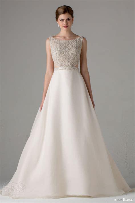 Anne Barge Wedding Dresses Fall 2015